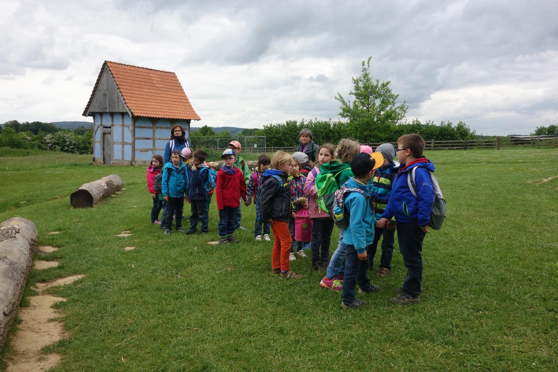 Ausflug Museum 2015 Niels-Stensen Grundschule Hameln