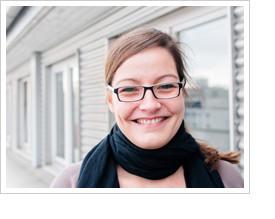 Николь Бонхольт - специалист по SEO в Jimdo