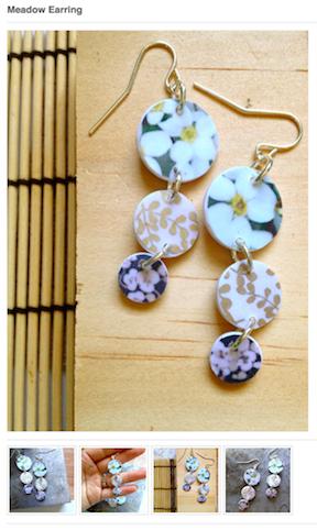 В магазине Sun Ah Blair Jewelry каждый товар продемонстрирован с нескольких ракурсов. Таким образом, покупатель может получить наиболее точное представление о товаре.