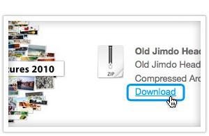 Картинки от Jimdo для шапки сайта