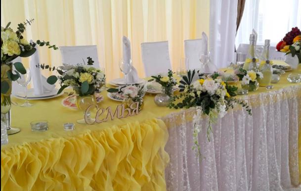 выездная регистрация цветочное оформление казанская