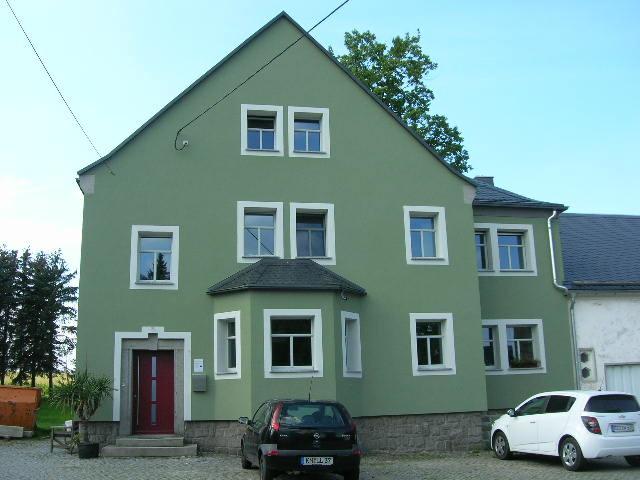 Sanierung Bauernhaus in Gersdorf, 2012