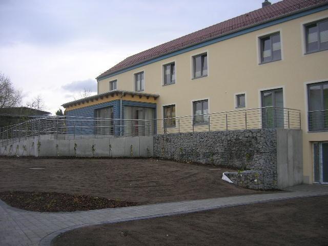 Sozialstation mit Tagespflege in Königsbrück, Diakonie, 2010