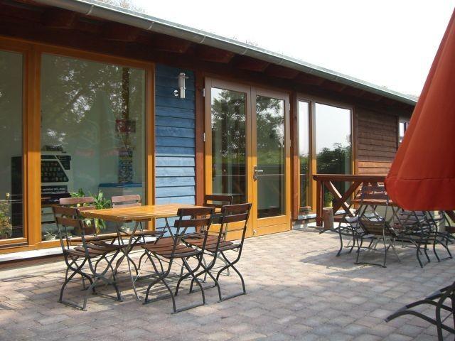 Anbau einer Gaststätte an das Brauhaus, Lieske, 2007