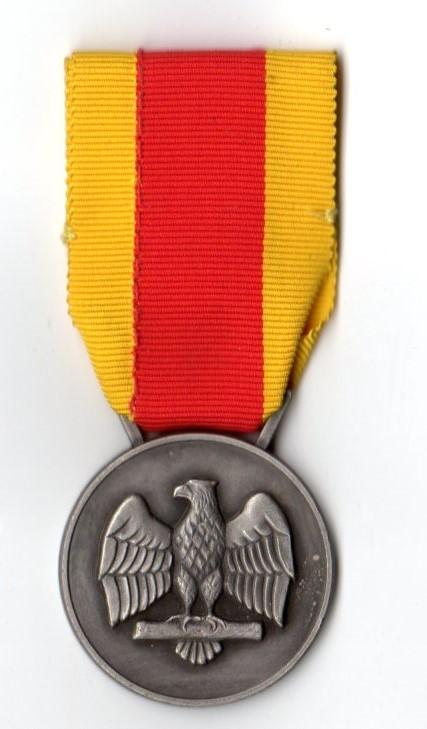 Silberne Verdienstmedaille des Römischen Adlerorden