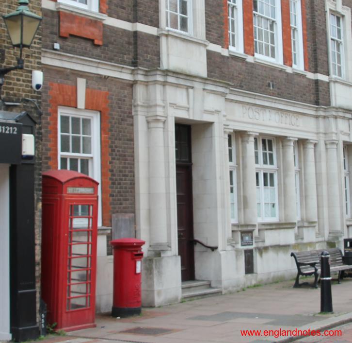 Geschichte Der Britischen Post Office