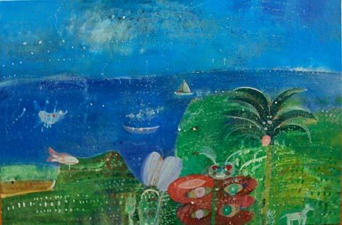 Roger von Gunten, Mar de verano II