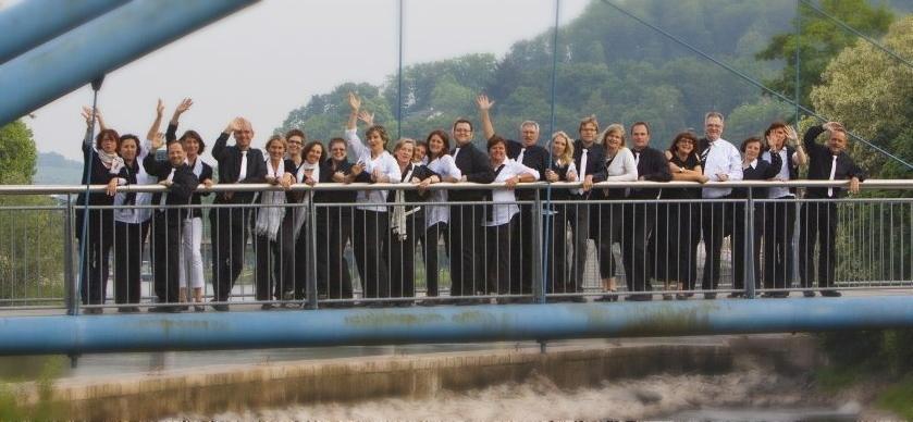 2011 auf der Werderbrücke