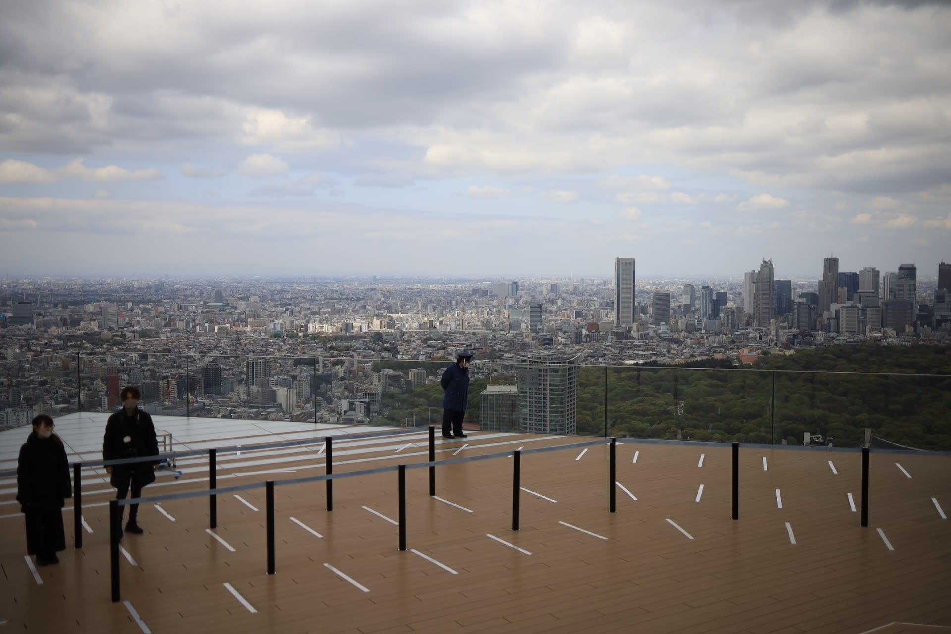 渋谷スカイで事業発想