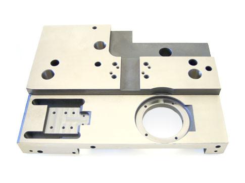 Grundplatte für Werkstückauflage
