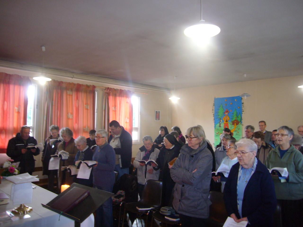 Plouaret - Messe du 2 février