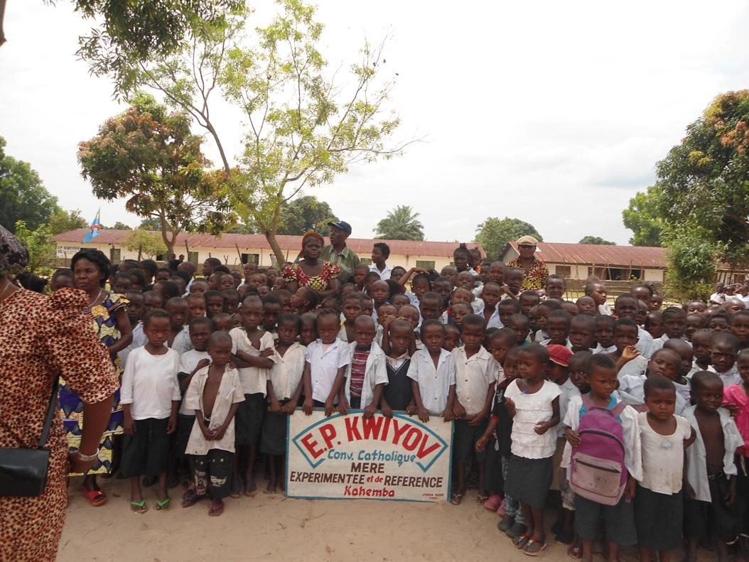 Ecoles primaires de Kahemba