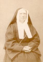 Née à St Vran, Mère St François d'Assise