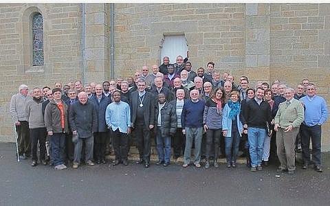 Session des prêtres du diocèse