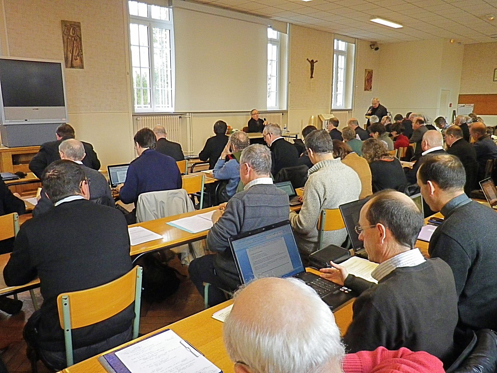 Assemblée régionale des prêtres de l'Ouest