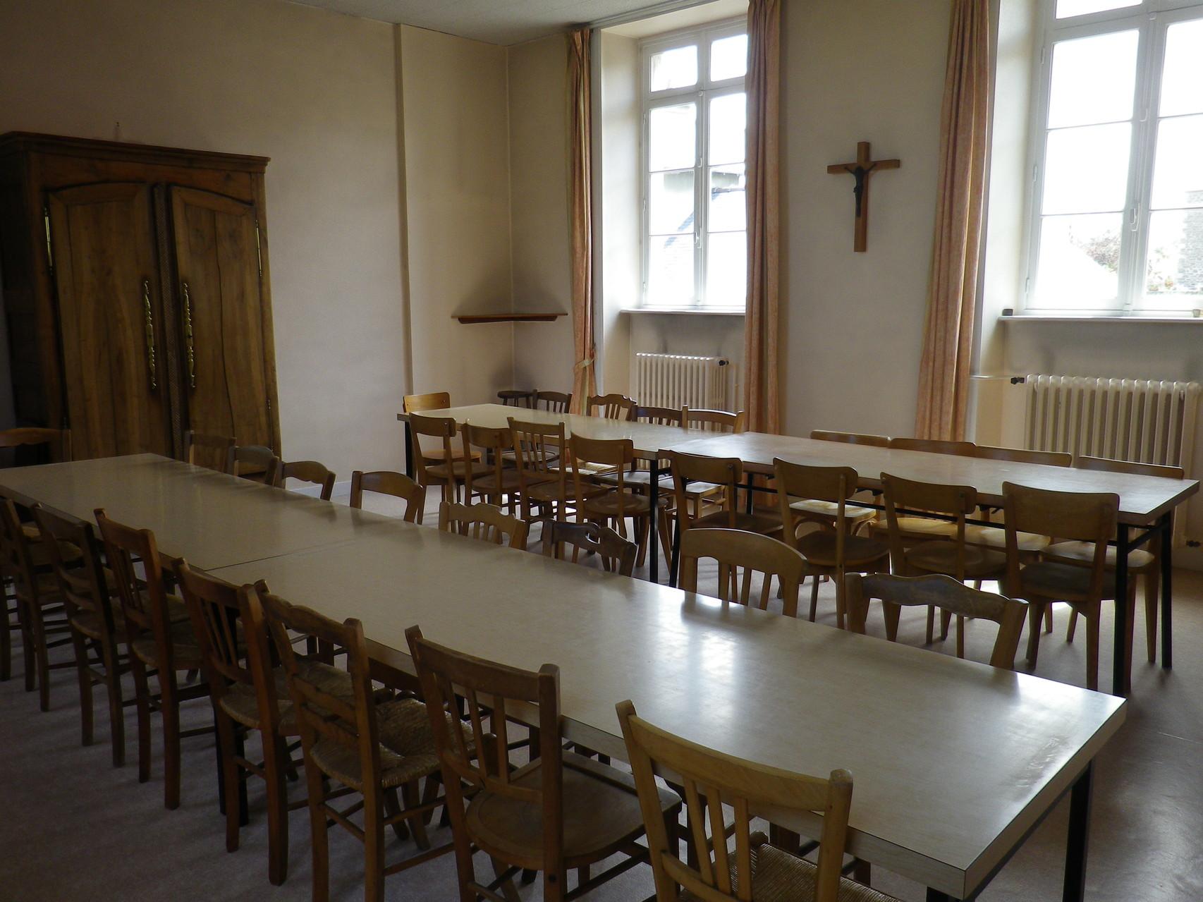 Maison de Providence : Salle de réunion