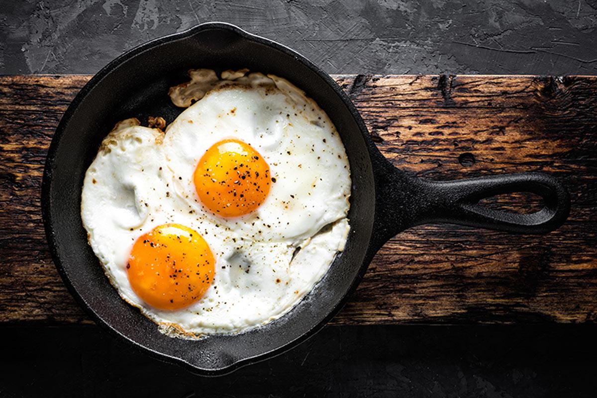 Ewige Diskussionen ums Cholesterin im Ei