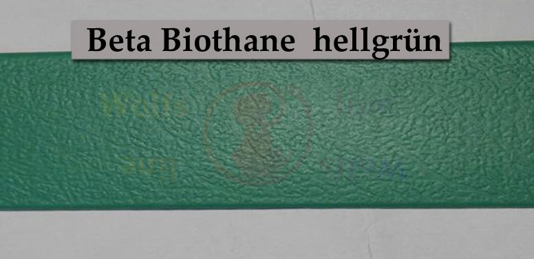 Wolfsline Biothane Farben Farbmuster