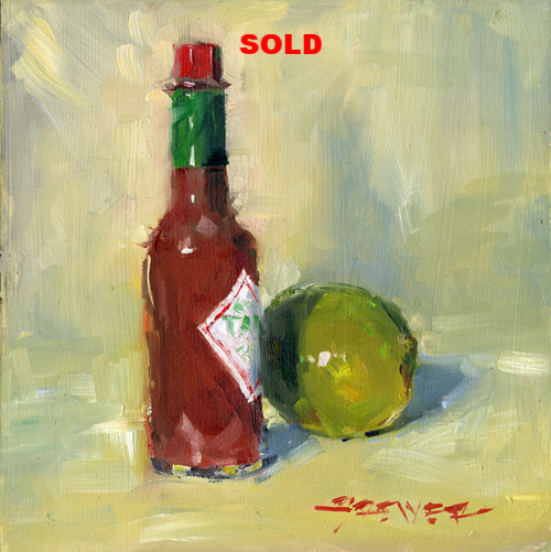Tabasco Sublime - Sold