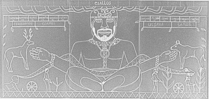 Druida Gaulês