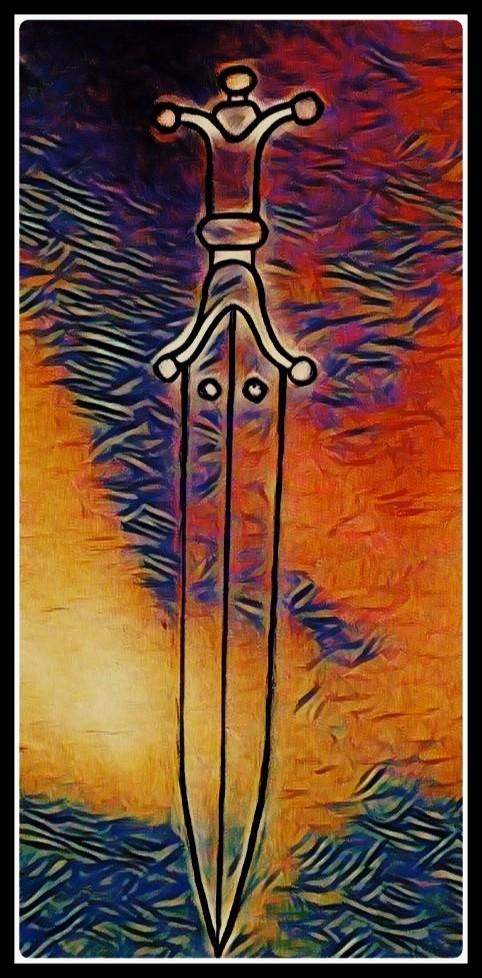 L'humain lui même est une arme. Poignard anthropomorphe gaulois.