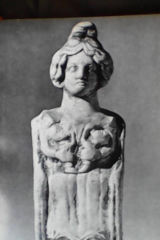 La grande déesse mère des deux jumeaux du temps.