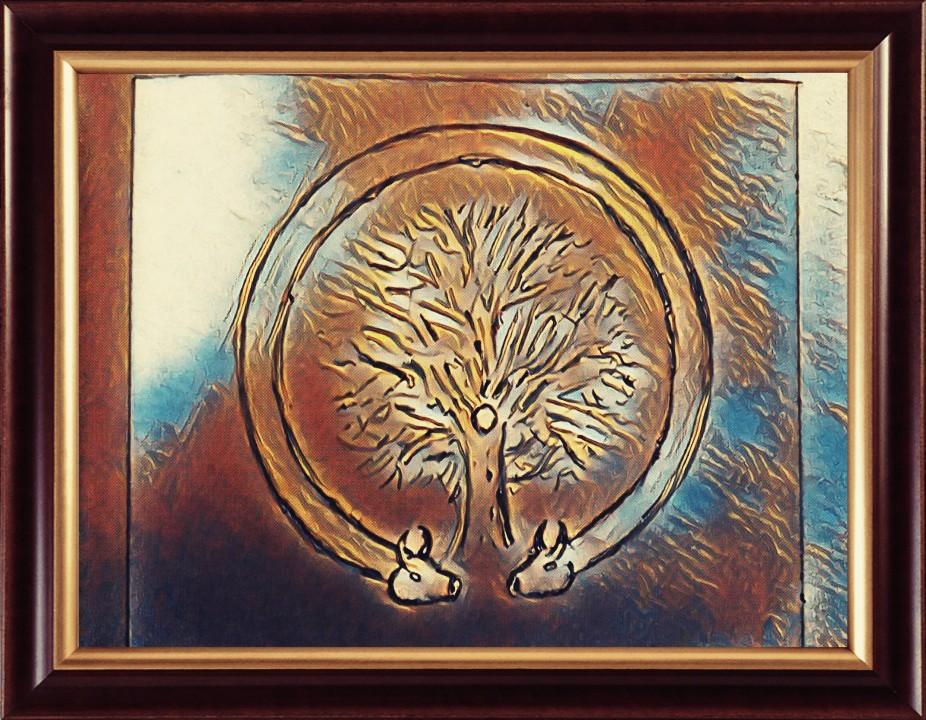 L'arbre du taureau.