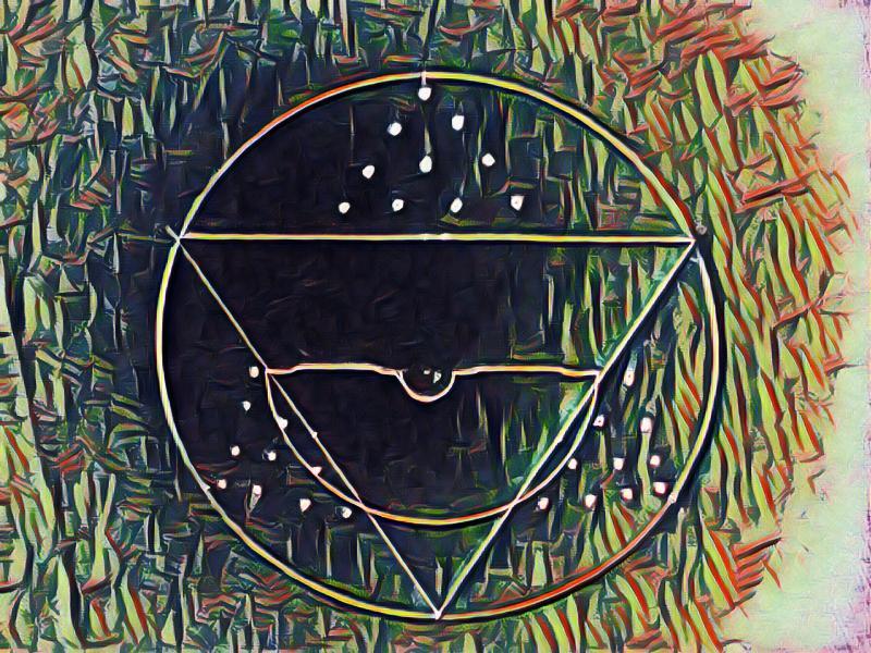 Le triangle.