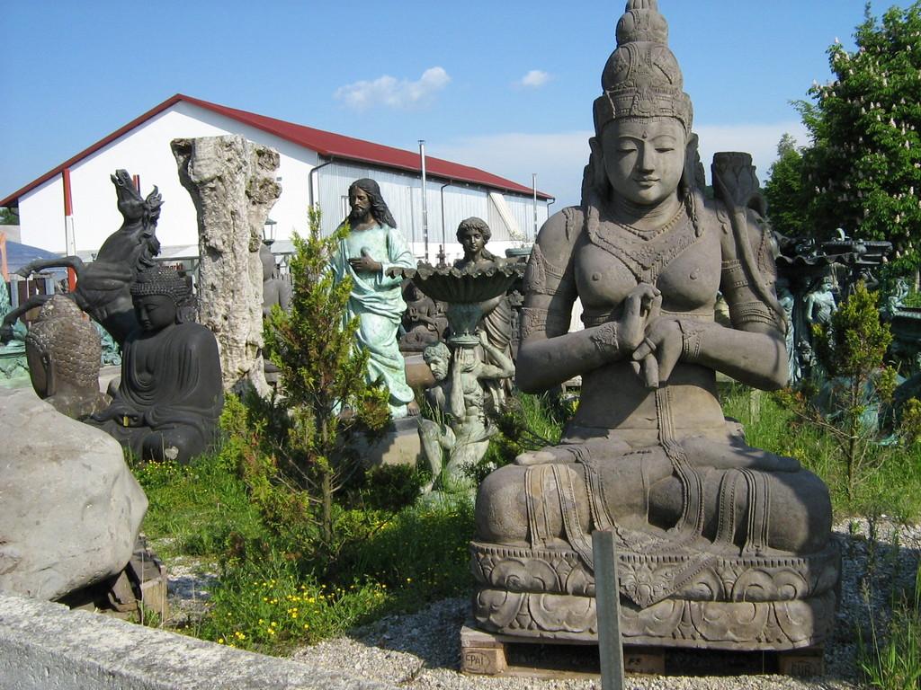 Asiatische Gottheiten