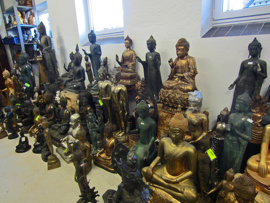Bronzebuddhas
