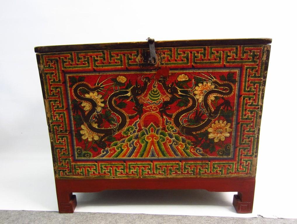 Tibet Truhe Kommode
