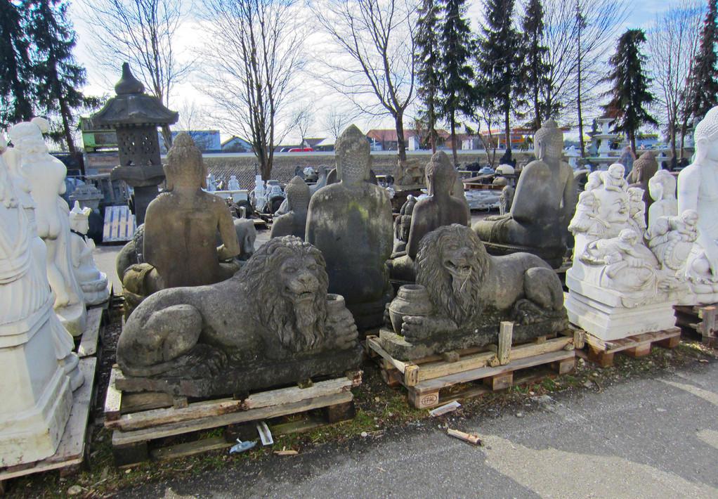 Steinskulpturen