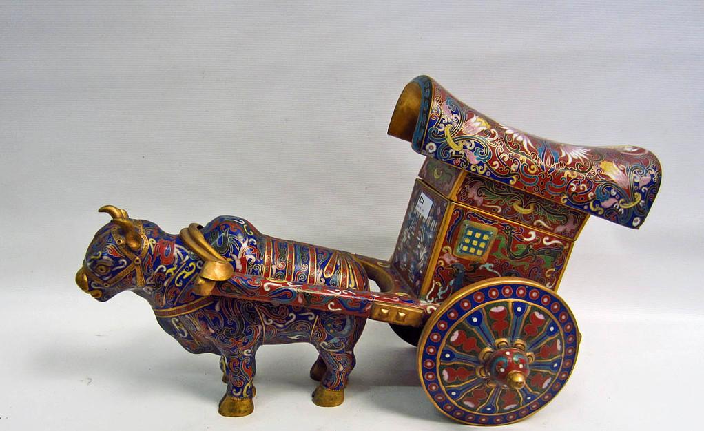Cloisonne Kunst Antiquitäten Kunstgegenstände