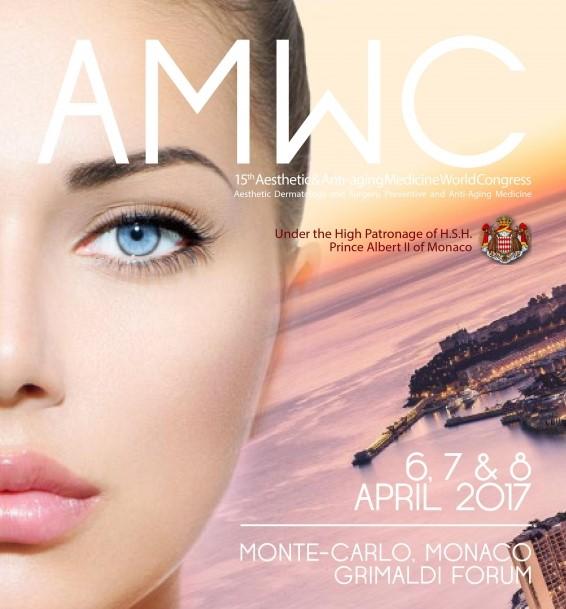 AMWC Monte-Carlo, Monaco. April 6 - 8, 2017