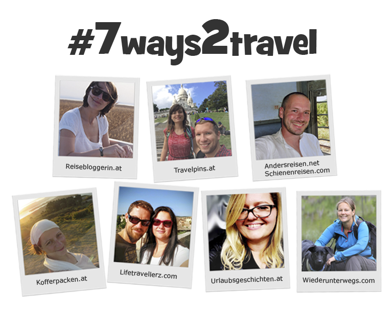 7ways2travel