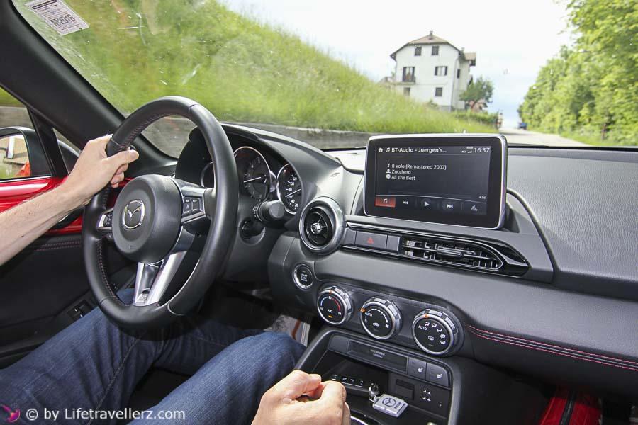 Mazda MX5 VW T5 Challenge-Lifetravellerz Roadtrip-Kitesurfen