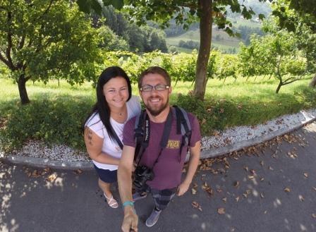 Die Blogger Melanie und Juergen Schlotze von Lifetravelerz.com