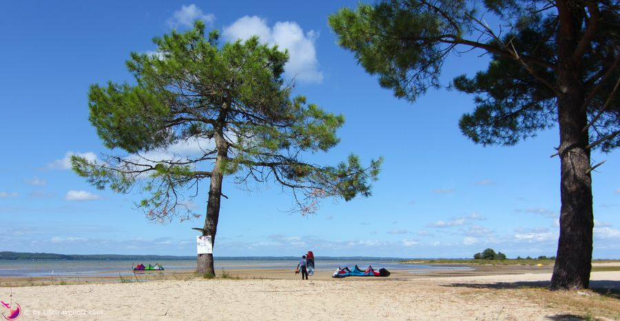 Camping Mayotte in Biscarosse - Kitebeach