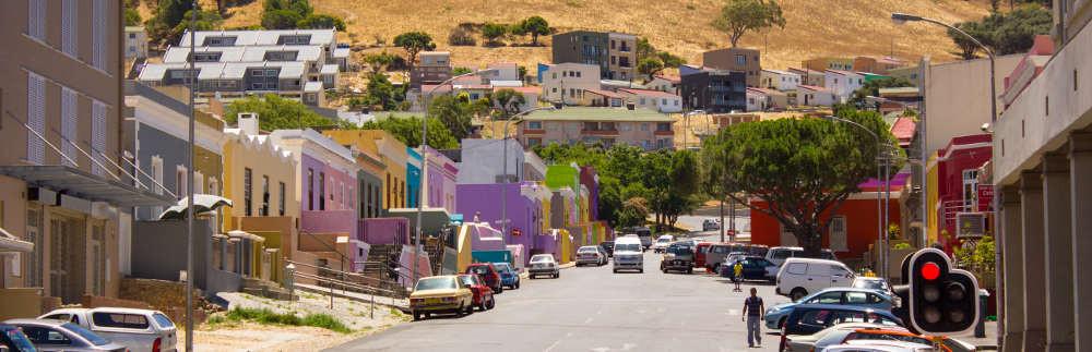Stadteil von Kapstadt in Südafrika