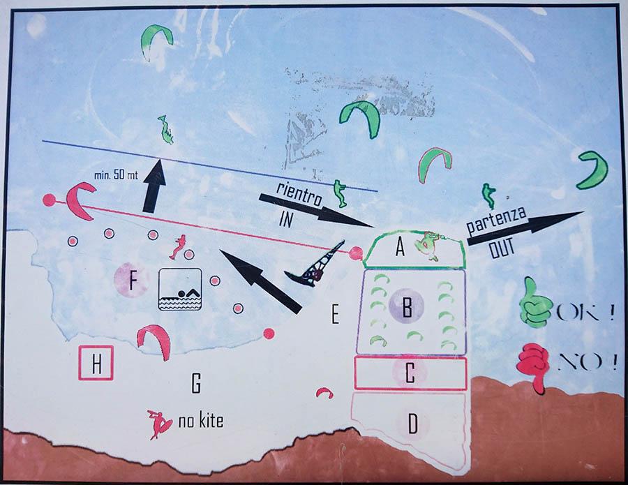 Kitespot Guide Lago di Santa Croce