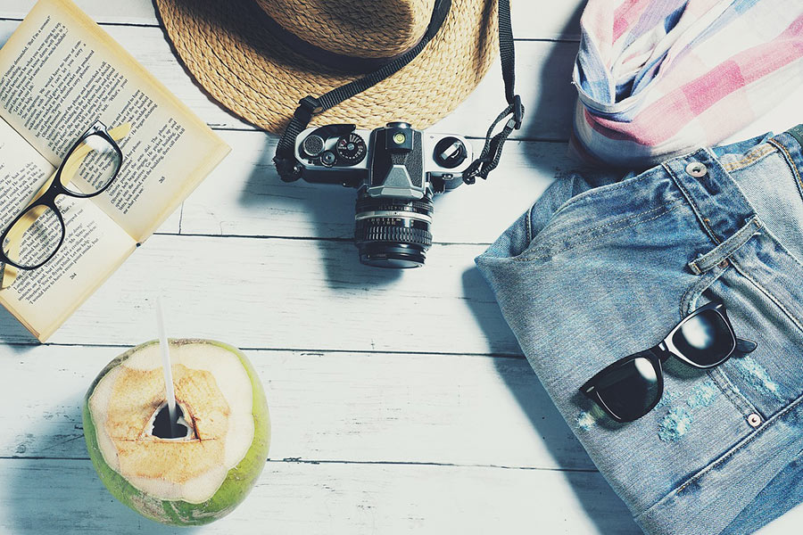 Langzeitreisen und Fernreisen - So bereitest du dich vor! Bild: pixabay
