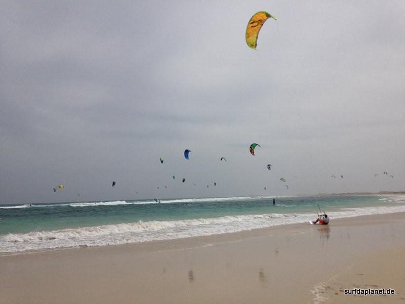 Kitesurfen Kapverden