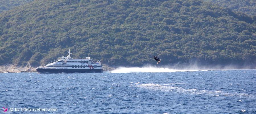 Kitesurfurlaub in Kroatien