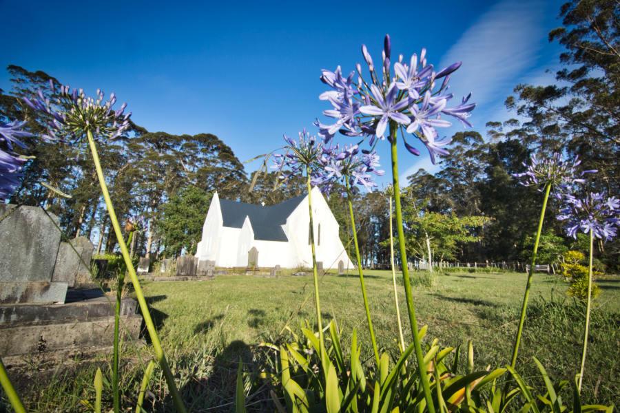 Die Garden Route in Südafrika