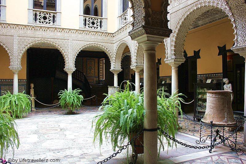 Palacio de la Condes de Lebrija