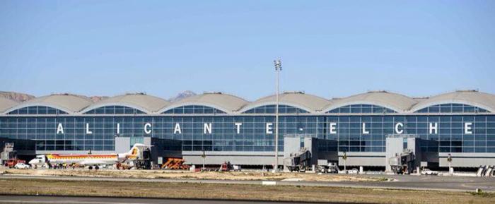 Vliegveld vlak bij Villa Cas del lago - San fulgencio