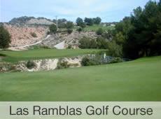 Club de Golf Las Ramblas 31 km van Villa Cas del Lago