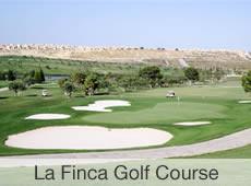 La Finca Algorfa Golf 16 km van Villa Casa del Lago