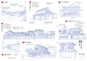 越ヶ谷宿建築MAP2