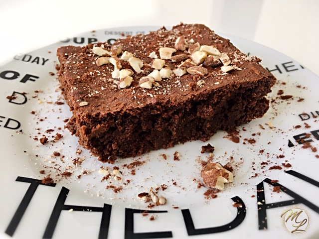 Moelleux chocolat noisette #sansféculentsansgluten